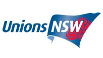 Unions NSW logo