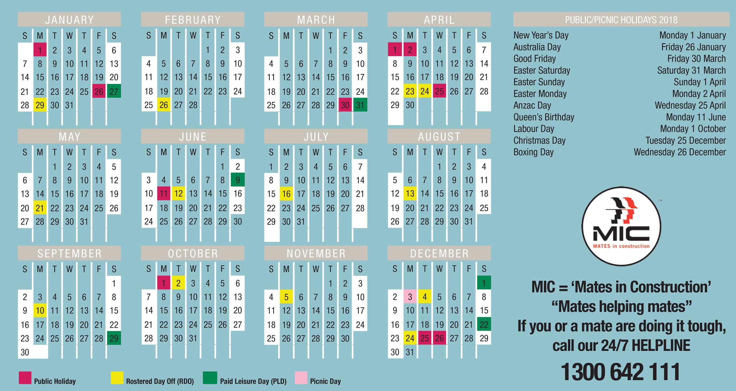 RDO-NSW-2018-Calendar