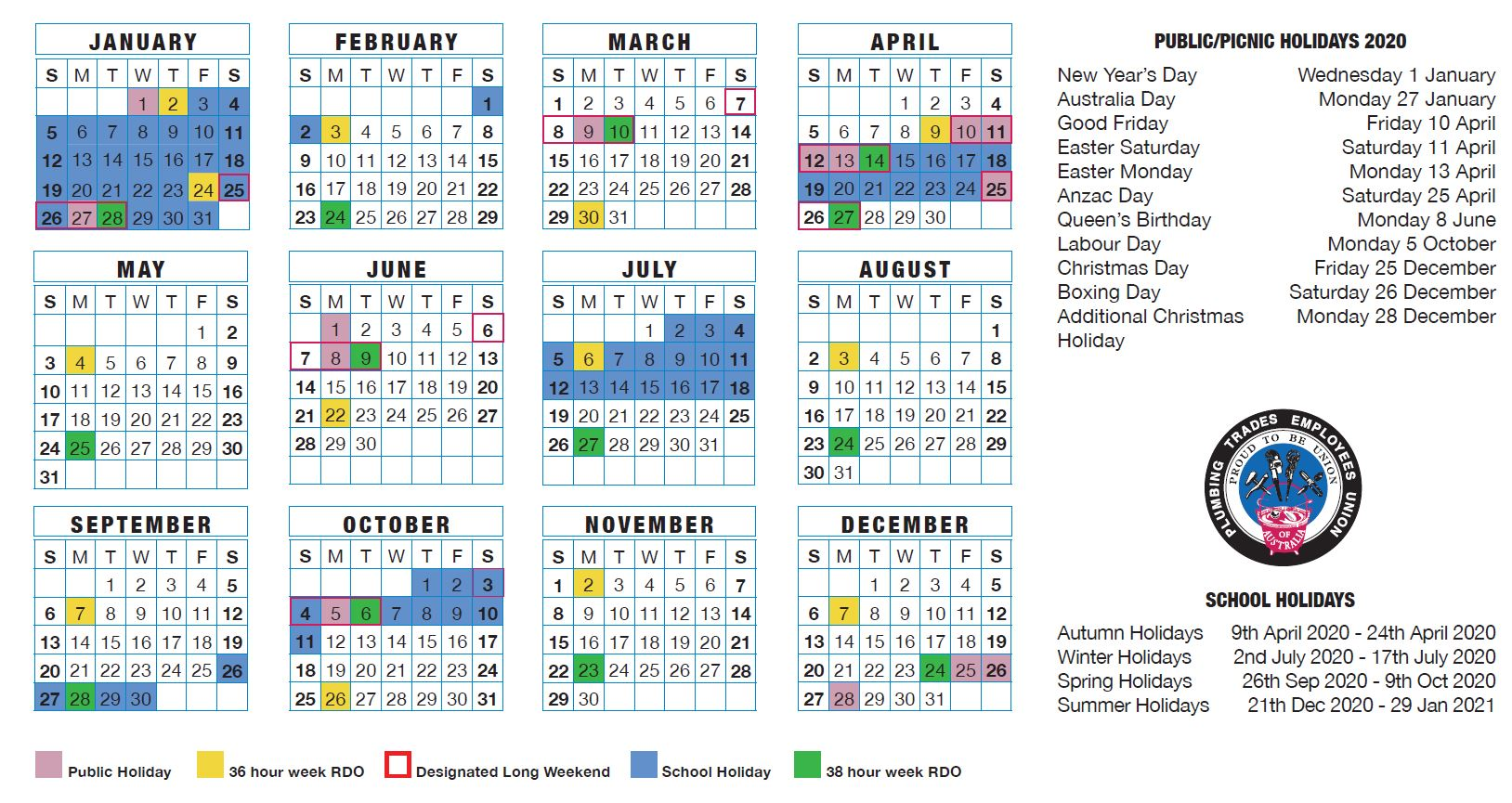 RDO-2020-Calendar